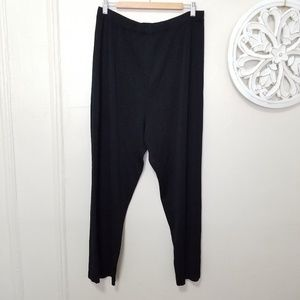 Misook size XL straight leg pants
